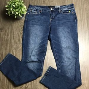 Aeropostale Curvy Skinny Jeans